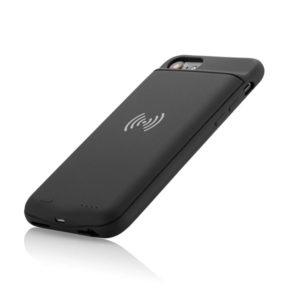 Чехол батарея для iPhone 6S+/7+/8+ с беспроводной зарядкой Qi Wireless ProStrum Black