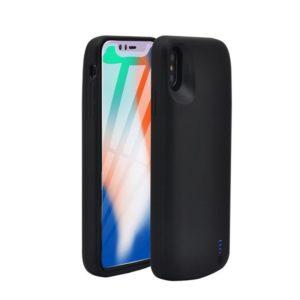 Чехол аккумулятор для iPhone XR 6000 mah ProStrum black