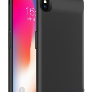 Чехол батарея ProStrum для iPhone XS max 6200 mah Black