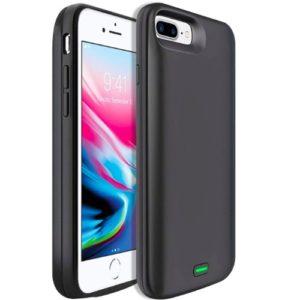 Чехол аккумулятор для iPhone 6+/6S+/7+/8+ battery Case – 8000 mah black