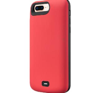 Чехол аккумулятор для iPhone 6+/6S+/7+/8+ battery Case – 8000 mah red