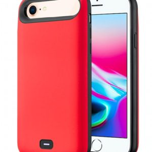 Чехол аккумулятор для iPhone 6/6S/7/8 – 5500mah Prostrum Red