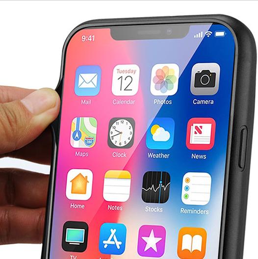 Чехол аккумулятор ProStrum для iPhone Xs Max – 10000mAh black