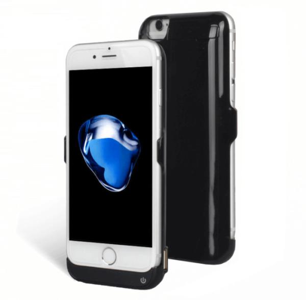 Чехол батарея для iPhone 6/6S/7/8 5500mAh – 4.7 ProStrum Black