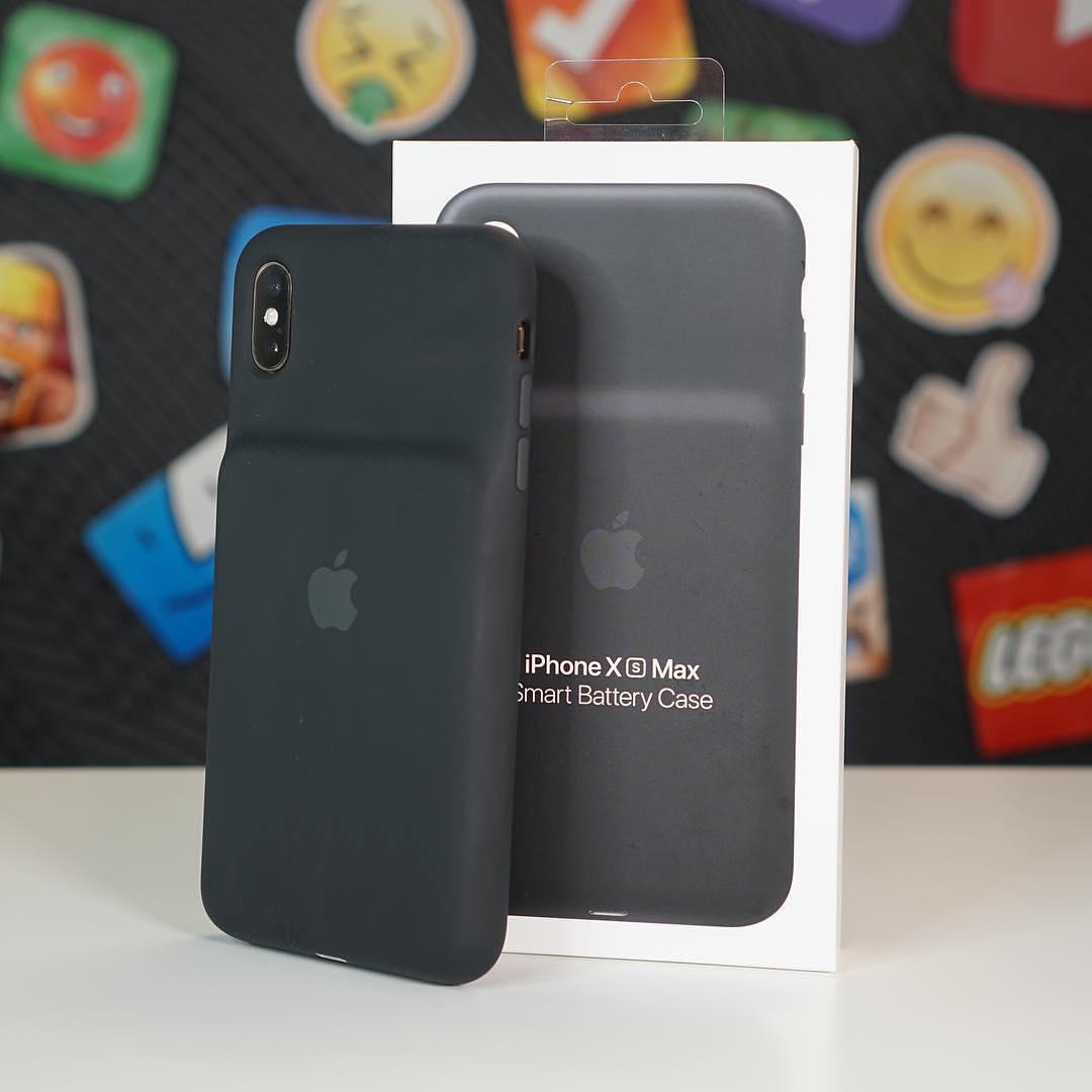 Чехол аккумулятор для iPhone XS Max – умный аксессуар опять на высоте