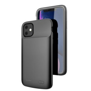 Чехол батарея для iPhone 11 4800 mAh ProStrum black