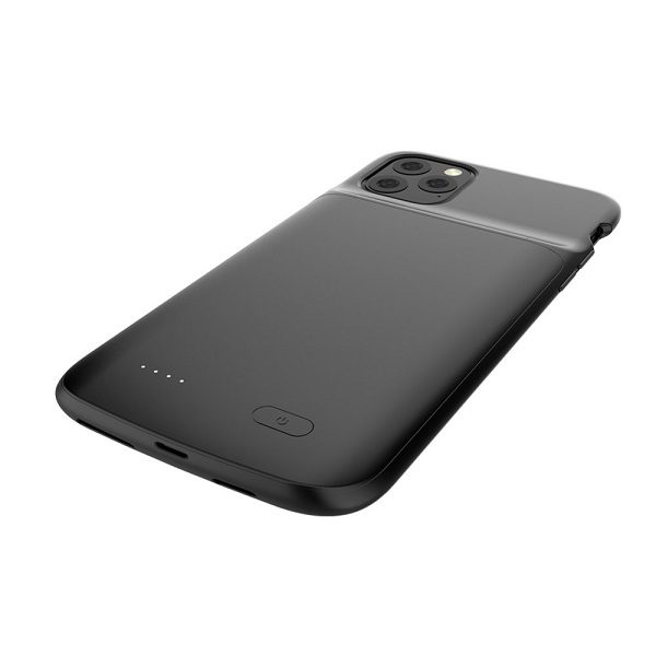 Чехол зарядка для iPhone 11 Pro Max 5000 mAh ProStrum black