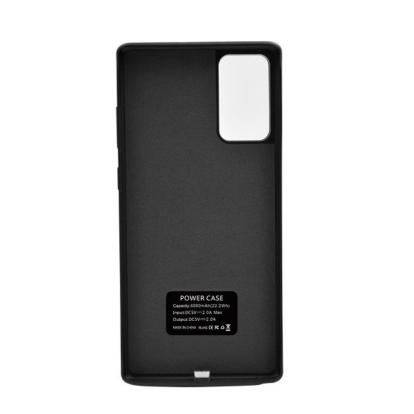 Чехол батарея для Samsung Galaxy Note 10 5000 mah Prostrum Black