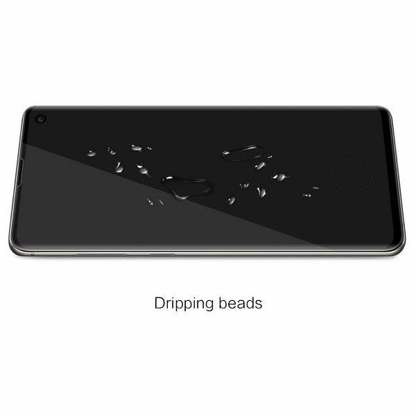 Защитное стекло для Samsung Galaxy S10+ Tempered Glass black
