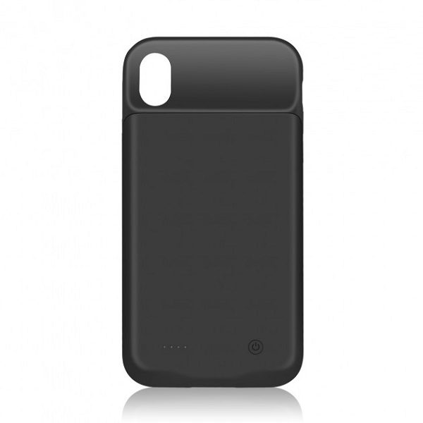 Чехол батарея для iPhone X/XS 3200 mAh ProStrum black